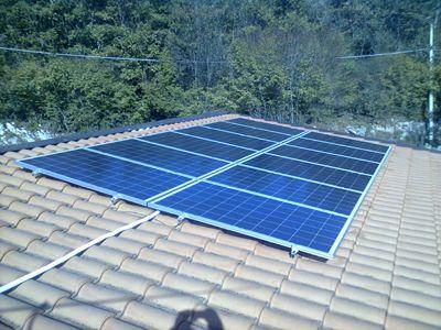 Impianto fotovoltaico con detrazione fiscale