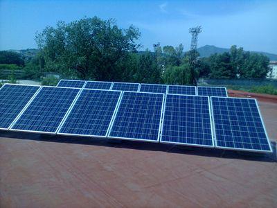 Impianto fotovoltaico da 3 KWp domestico