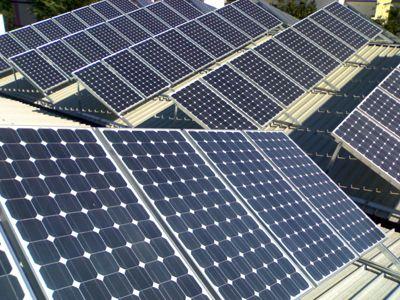 Impianto fotovoltaico per autoconsumo energia