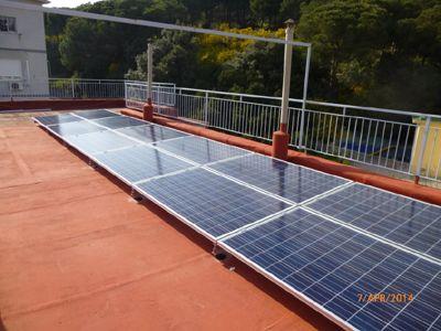Impianto fotovoltaico residenziale autonomo