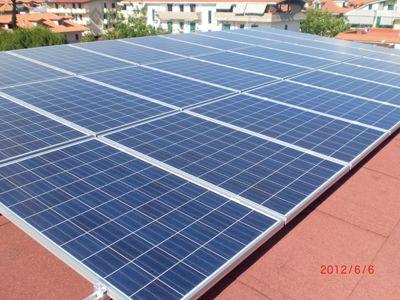 Impianto fotovoltaico monofase residenziale