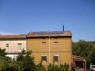 Impianto fotovoltaico incentivato dal conto energia