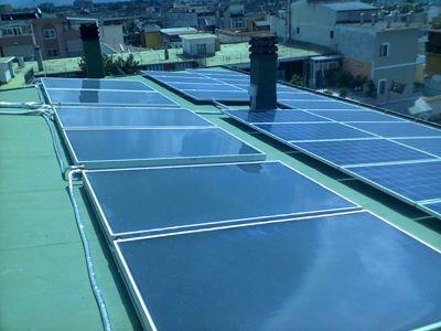 impianto fotovoltaico per indipendenza energetica