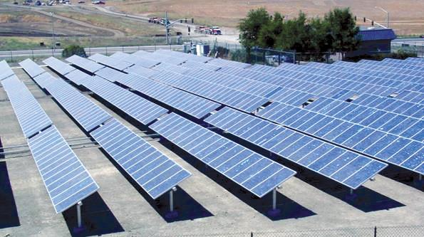 Ombrellone Mare Con Pannello Solare : Fotovoltaico il potatore