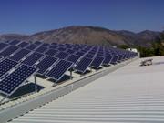 impianti fotovoltaici industriali campo fotovoltaico