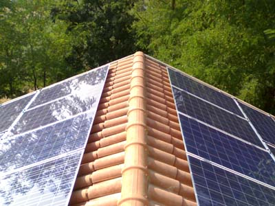 impianto fotovoltaico su edificio conto energia