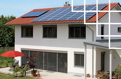 Impianti fotovoltaici per la produzione di energia elettrica