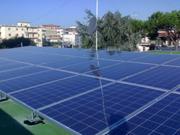 impianti fotovoltaici industriali con pannelli fotovoltaici europei