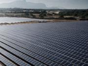 grande impianto fotovoltaico centrale solare fotovoltaica