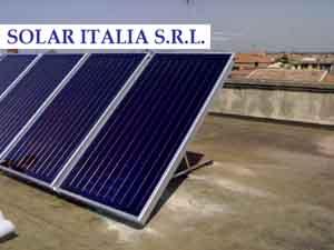 impianti solari termici a circolazione naturale