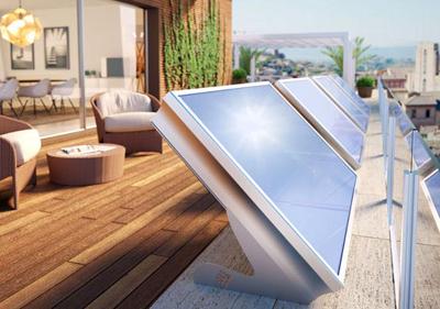 Vendita Impianti solari e pannelli solari con accumulo integrato