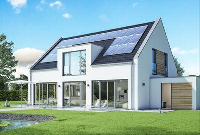 impianti ad energie rinnovabili per la casa a energia zero