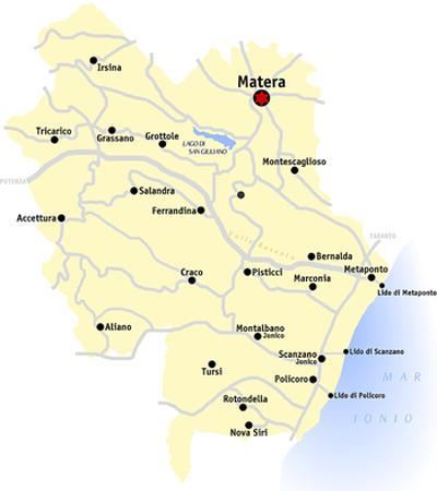 fotovoltaico costruzione impianti fotovoltaici nei comuni della provincia di Matera