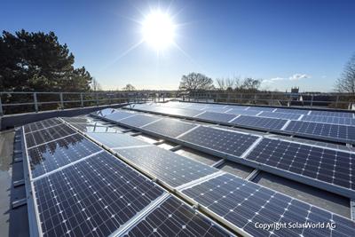 installazione impianti fotovoltaici nei comuni della provincia di Napoli