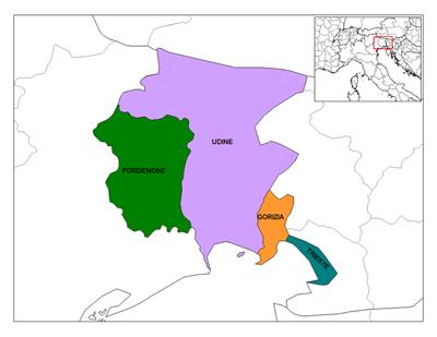 fotovoltaico costruzione impianti fotovoltaici Friuli Venezia Giulia : Gorizia, Pordenone, Trieste, Udine
