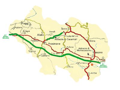 fotovoltaico costruzione impianti fotovoltaici nei comuni della provincia di Frosinone