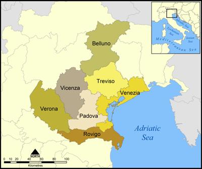 fotovoltaico costruzione impianti fotovoltaici Veneto: Belluno, Padova, Rovigo, Treviso, Venezia, Verona, Vicenza
