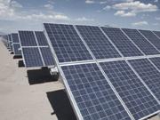 centrali elettriche fotovoltaiche con pannelli fotovoltaici inseguitore
