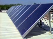 pannelli solari e impianti solari a circolazione naturale