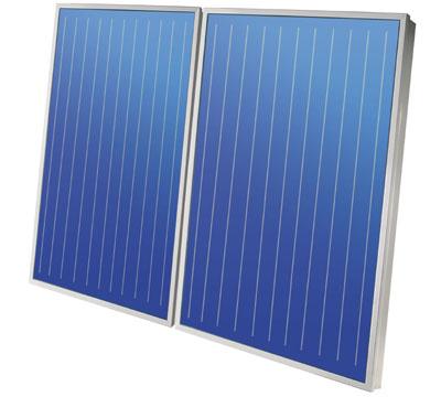 Generazione di calore con pannelli solari termici